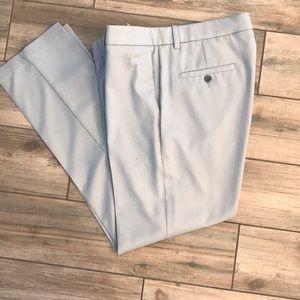 Light Gray Haggar Dress Pants
